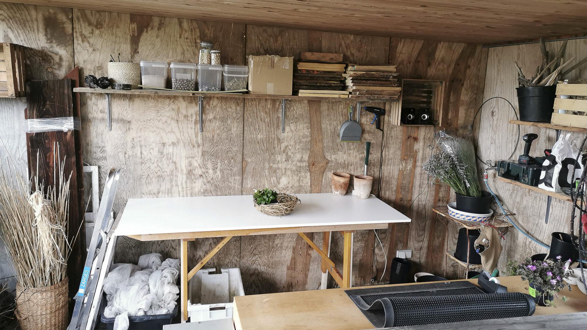 Atelier für Naturfloristik