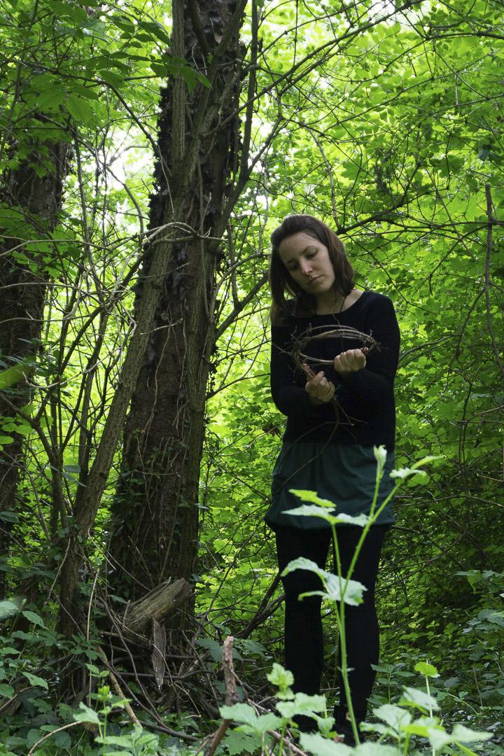 Naturfloristin Fabienne Waibel