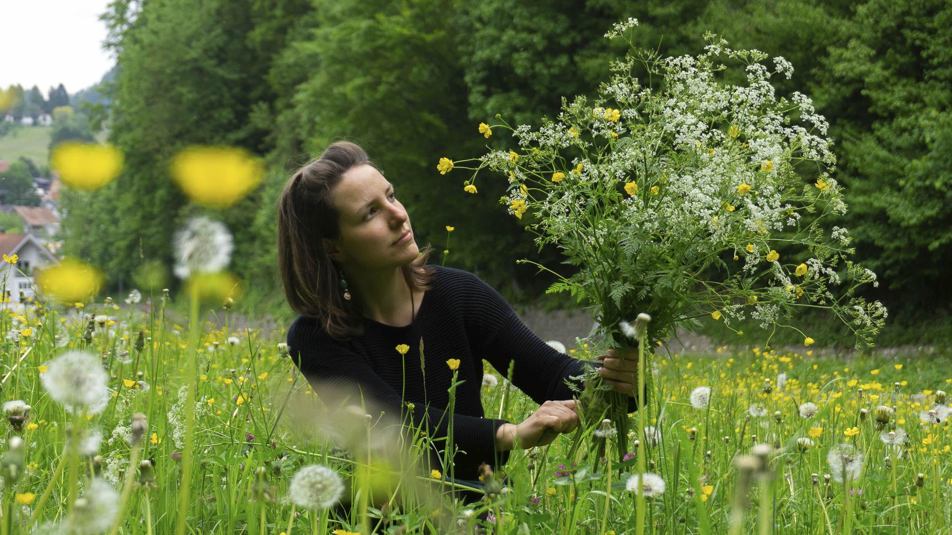 Wiesenblumenstrauß Fabienne Waibel