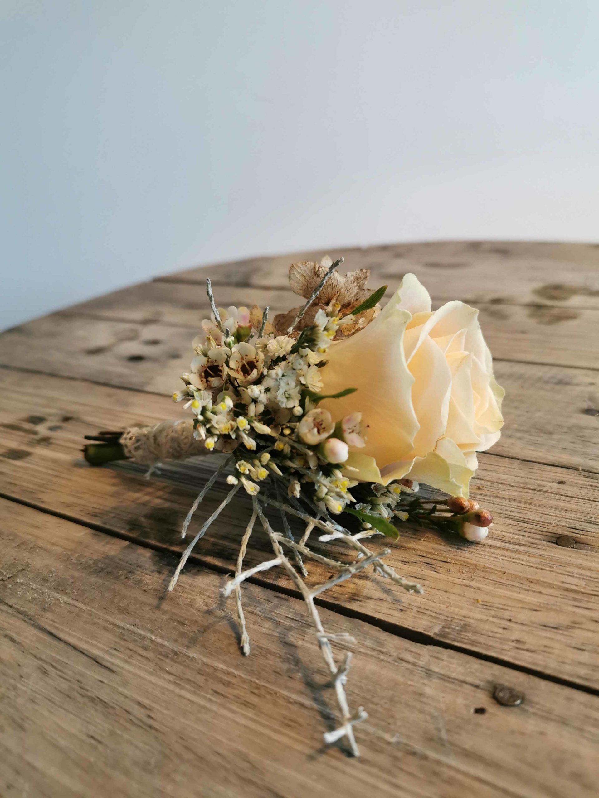 Hochzeitsfloristik Hochzeit mit Fabienne Waibel