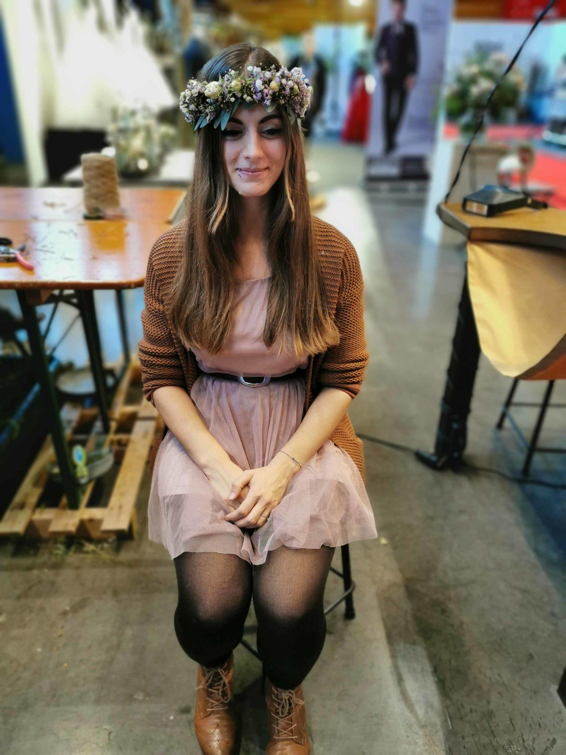 Naturfloristik Fabienne Waibel, Messen, Kurse, Hochzeit, Taufe, Firmenfeier